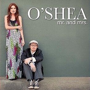 OSHEA-Mr-And-Mrs-CD-BRAND-NEW