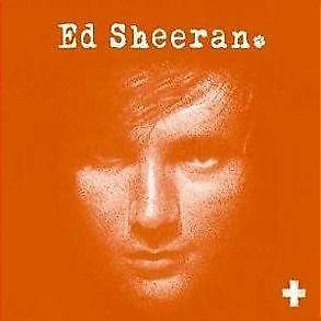 Ed Sheeran Music Ebay