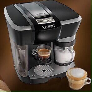 Machine à espresso Keurig Rivo