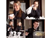 Bar and Waiting On Staff Required for Hospitality Venues