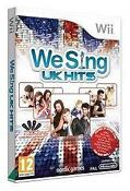 Wii Sing UK Hits