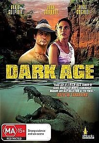 Dark Age (DVD) Sci-Fi/Australian Horror John Jarratt  [All Regions] NEW/SEALED