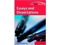 One Step Ahead: Essays and Dissertations