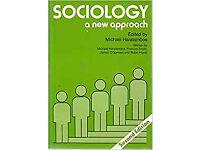 Sociology A New Approach. 1st ed