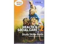 Health and social care level 2 study book