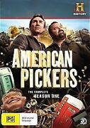 American Pickers DVD