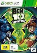 Ben 10 Games