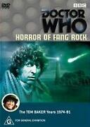 Doctor Who Horror of Fang Rock