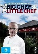 Heston Blumenthal DVD