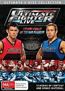 UFC The Ultimate Fighter Live Team Cruz vs Team Faber