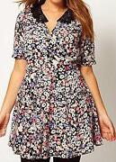Wrap Dress Size 20