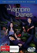 Vampire Diaries Season 3 DVD