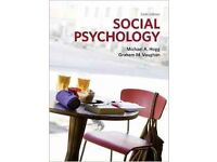 Social Psychology - Hogg & Vaughan (6th Ed., paperback)