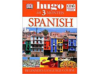 Spanish: Beginner's CD Language Course Hugo in 3 Months CD Language Course