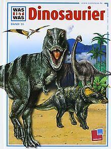Was ist was, Band 015: Dinosaurier von Oppermann, Joachim | Buch | Zustand gut