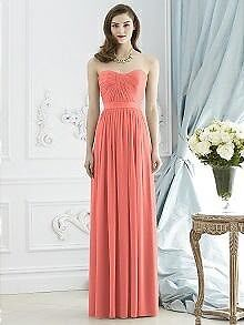 Bridesmaid Dress - Size 0, Color Ginger