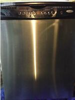 réparation: Dishwasher Stainless Steel / Lave-vaisselle