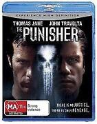 Punisher Blu Ray
