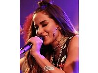 Anitta at the Royal Albert Hall
