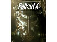 Fallout 4 Unused Steam CD Key