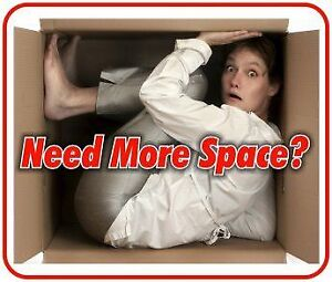 Need more Space???