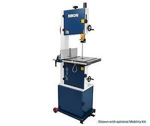 Rikon 14'' Deluxe Bandsaw with fence - Rikon 10-326