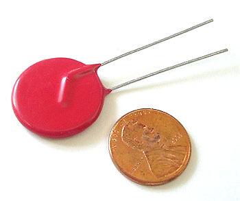 24Z50 100J MOV Metal Oxide Varistor Harris (10) LOT