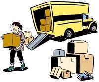 In need of movers and a truck for Saturday, May 30.