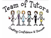Experienced English and Maths Tutors