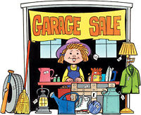 GARAGE SALE - BARACHOIS - LONG WEEKEND