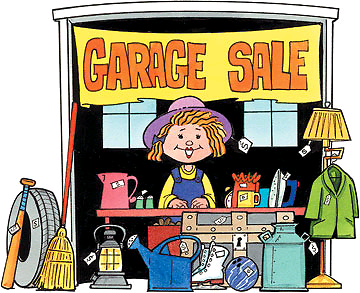 GAINT GARAGE SALE