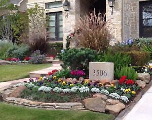 Custom landscaping and garden builds. Shawn's Call contracting London Ontario image 4
