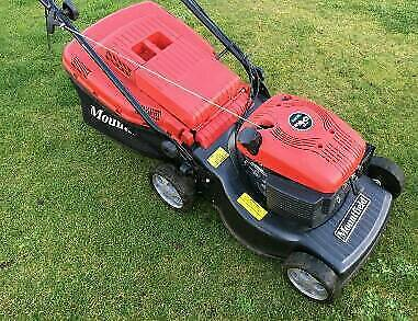 non-running mountfield petrol mower wanted