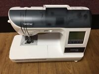 *LIKE NEW* BROTHER INNOV-IS 1250 EMBROIDERY AND SEWING MACHINE *RRP £1399.99*
