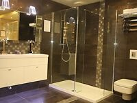 Bathroom Fitters - Full refurbish - High quality