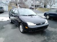 2006 FORD FOCUS ZXW WAGON ONLY 120KMS  ONLY $2488.