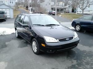 2006 FORD FOCUS ZXW WAGON ONLY 120KMS  ONLY $2788.REBATE $188.00