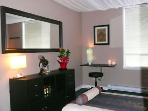 Beautiful Massage Studio Available to Rent/Sublet Long-Term