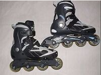 Roller Blades / In Line Skates Size 8