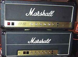 RECHERCHE Marshall Plexi ou JCM800 ou clone