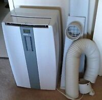 3 in 1-Danby Portable Air Conditioner-Clean Condition-11000 Btu
