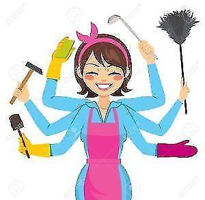 femme de ménage recherchée