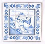 Antique Delft Tiles