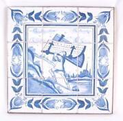Antique Delft Tiles