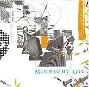 Midnight Oil CD