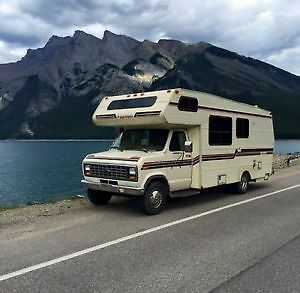 MOTORHOME FOR SALE!! > UPDATED <