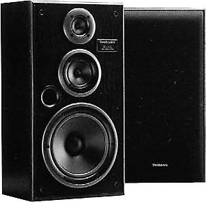 Technics SB-LX50 3 Way Speakers
