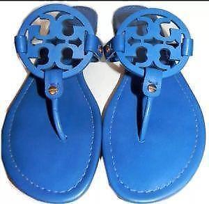 Sandals Bright Tory Burch Flip Flop Sandals Size 9