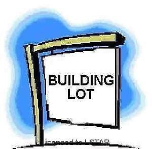 Building Lot in Cobourg area (max 10 min from Cobourg