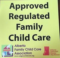 LICENSED KINCORA DAYHOME NW ACCEPTING KIDS 0-3 YEARS SUBSIDY